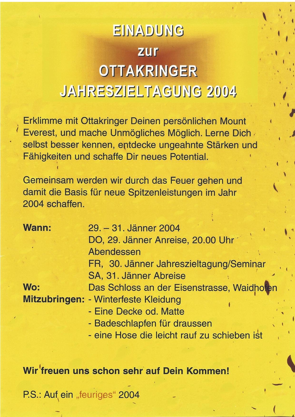 Brauerei Ottakringer läuft Barfuß über glühende Kohlen. Teambuilding und Feuerlauf mit Martin Winkelhofer, www.feuerlauf-seminar.at