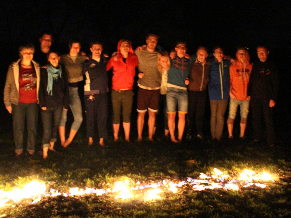 Feuerlauf - Seminar