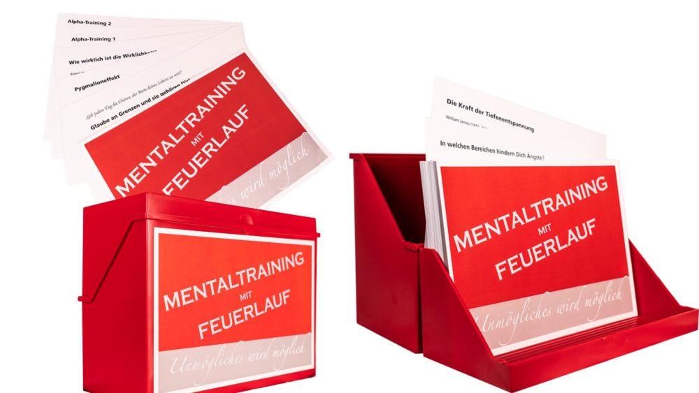 Feuerlauf Mentaltraining Ausbildung